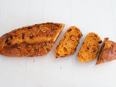 Spicy Tomate Baguette